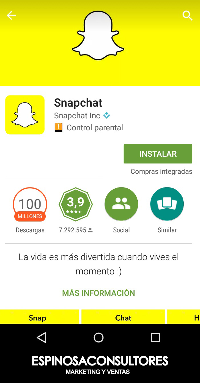 como_se_utiliza_snapchat